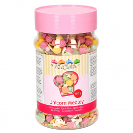 Sprinkles mix Unicornio 180 g