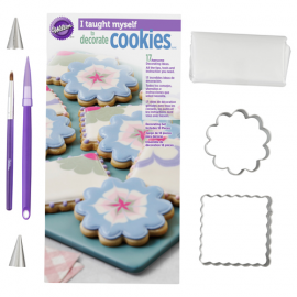 Kit Wilton Aprendo Yo Sólo a decorar: galletas