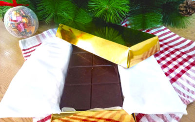 TURRON DE CHOCOLATE SALADO